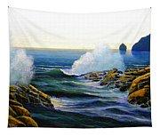 Seascape Study 3 Tapestry