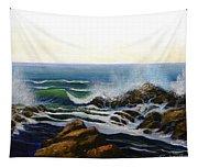 Seascape Study 5 Tapestry