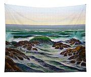 Seascape Study 6 Tapestry