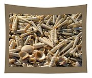 Seashells Tapestry
