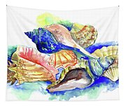 Seashells Tapestry