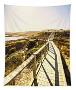 Seaside Perspective Tapestry