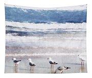 Seaspray Tapestry