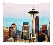 Seattle Daylight Tapestry