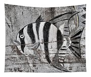 Seawall Art Tapestry