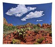 Sedona # 16 - Red Rocks Tapestry