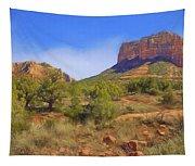 Sedona Landscape - 1 - Arizona Tapestry