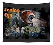 Seeing Eye Dog Tapestry