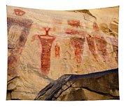 Sego Petroglyphs Utah 3 Tapestry