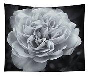 Selenium White Rose Tapestry