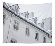 Seminary Of Quebec City In Old Town Tapestry