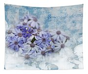 Senecio Maderensis Tapestry