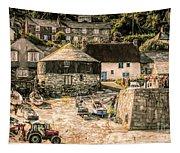 Sennen Cove Cornwall Tapestry