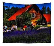 Sequim Lavender Tapestry