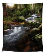 Serenity Sunrise Tapestry