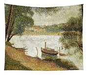 Seurat: Gray Weather Tapestry
