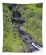 Seven Sacred Pools Tapestry
