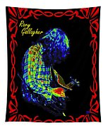 Seventh Son Of A Seventh Son Tapestry