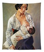 Severini: Maternity, 1916 Tapestry