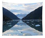 Sawyer Glacier  Tapestry