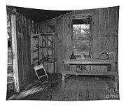 Shack House Tapestry