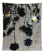 Shadow Daisy Tapestry