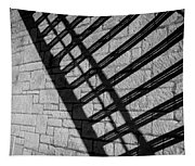 Shadow Play 2 Tapestry
