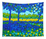 Shadow Trees Tapestry