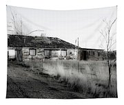 Shaniko Oregon 4 Tapestry