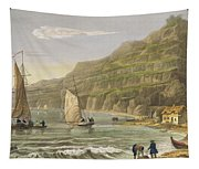 Shanklin Bay Tapestry