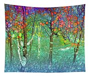 Sharing Colours And Dreams Tapestry