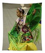 Pow Wow Shawl Dancer 3 Tapestry