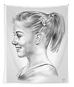 Shawn Johnson Tapestry