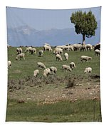 Sheep Country Tapestry
