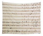Sheet Music For The Barber Of Seville By Rossini  Tapestry
