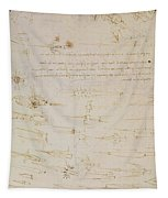 Sheet Of Studies Of Foot Soldiers And Horsemen In Combat, And Halbards Tapestry