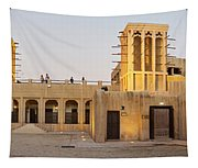 Sheikh Saeed House And Museum Tapestry