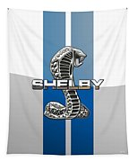 Shelby Cobra - 3d Badge Tapestry