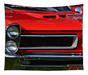 Red Gto Tapestry