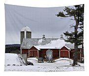 Sheldon Barn Tapestry