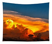 Shelf Cloud 01 Tapestry