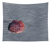 Shell Imprint Tapestry