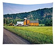 Shenandoah Valley Farm Tapestry