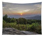 Shenandoah Valley Sunset  Tapestry