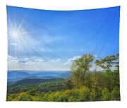 Shenandoah's The Point Overlook Tapestry