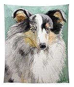 Shetland Sheep Dog Tapestry