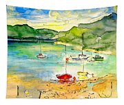Shieldaig In Scotland 03 Tapestry