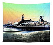 Shipshape 1 Tapestry