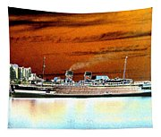 Shipshape 2 Tapestry