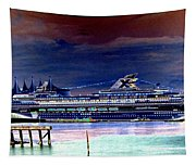 Shipshape 5 Tapestry
